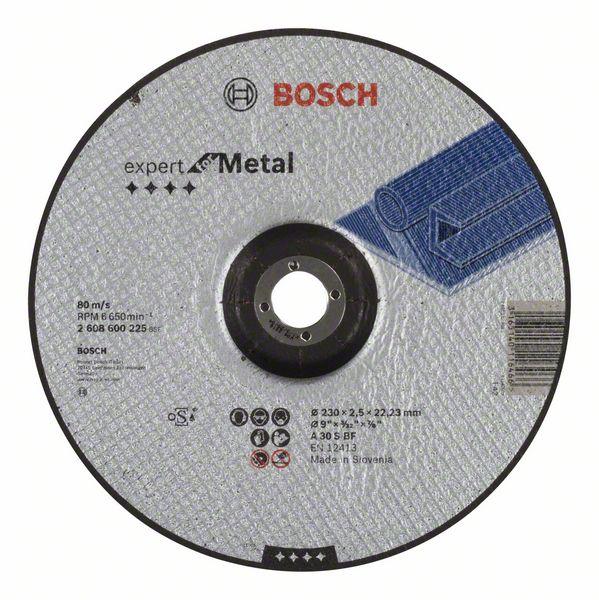 300 Bosch Trennscheibe gerade Expert for Metal A 30 R BF 2 608 600 649